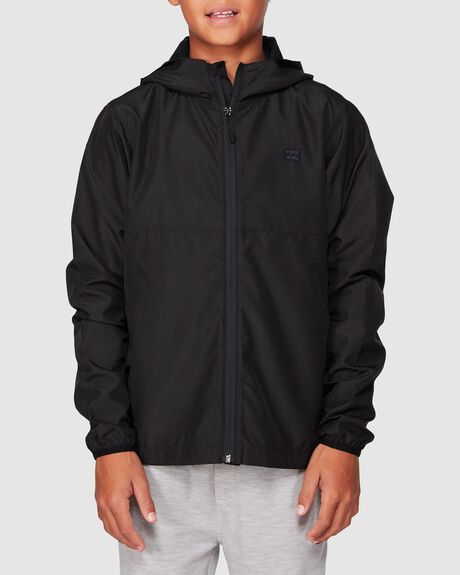 BOYS TRANSPORT WINDBREAKER