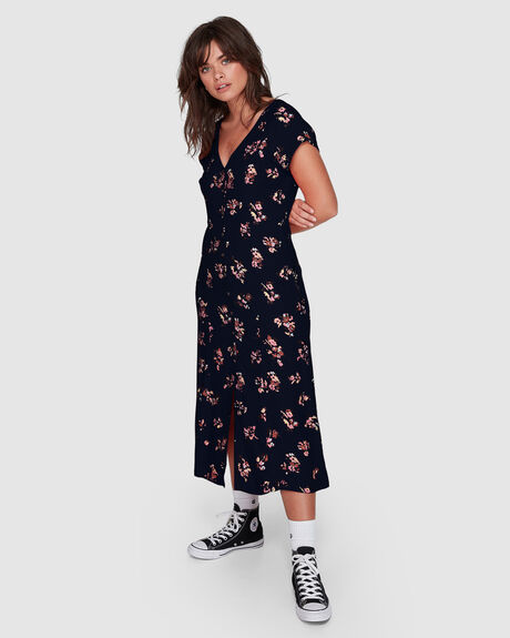 WOMENS LIVING EASY DRESS