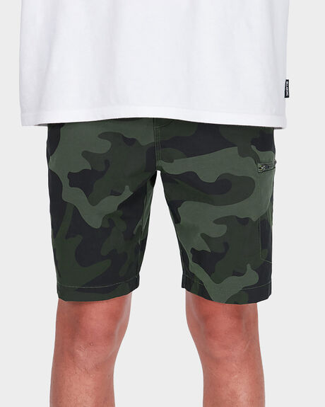 SURFTREK CARGO SHORT