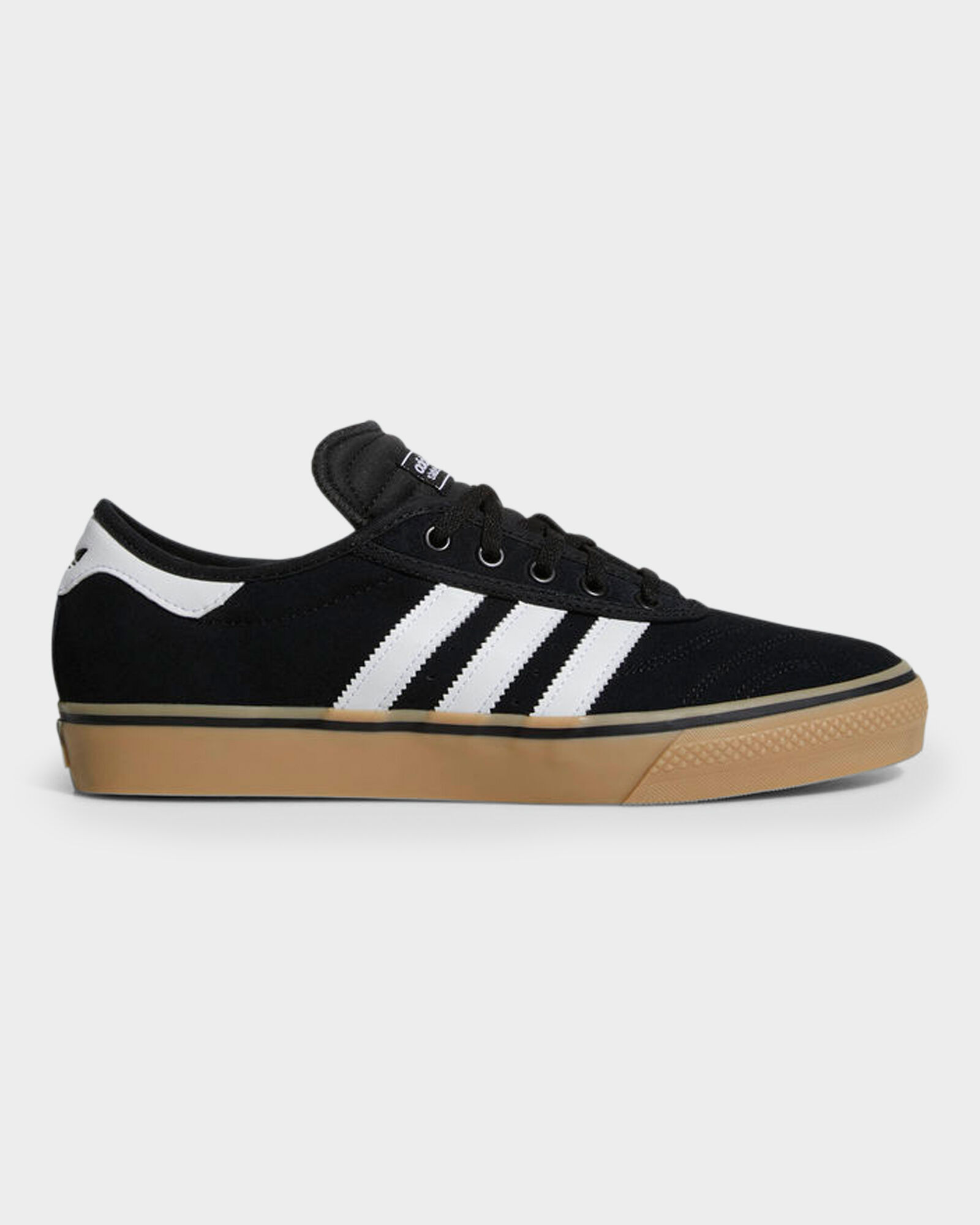 Adidas Adi Ease Premiere Skateboard Shoe GreyBlackWhite