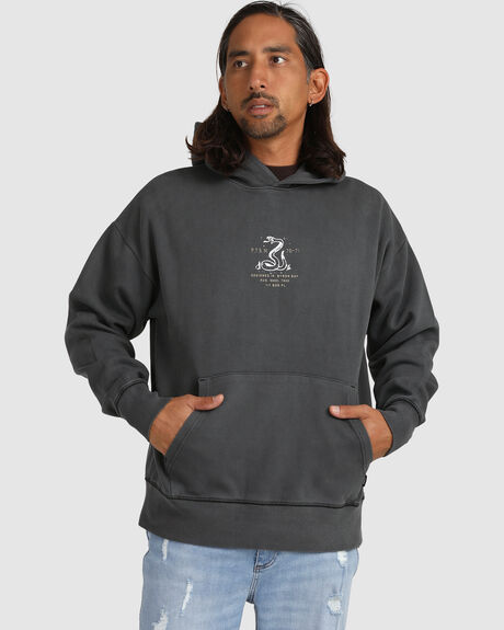 NAPALM SLOUCH PULL ON HOOD - M