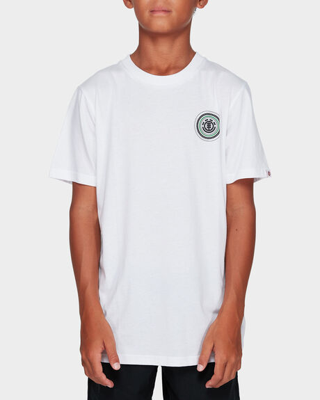 YOUTH HATCHED SS TEE