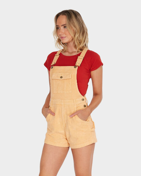 AFENDS CHEVETTE CORDUROY OVERALL