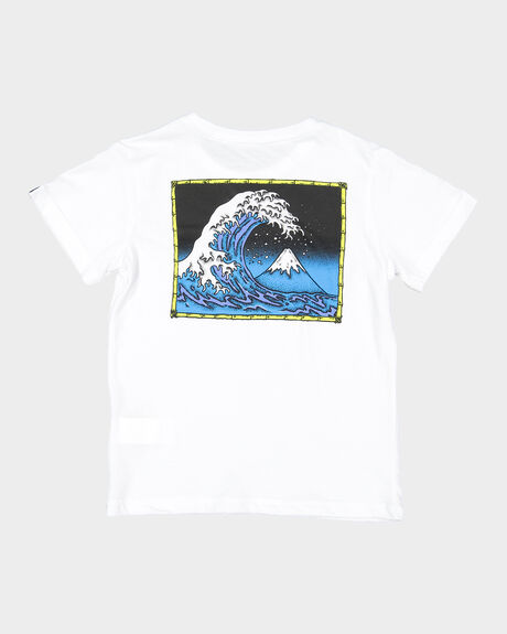 MOUNTAIN  WAVE AND WAVE PARTII TEE