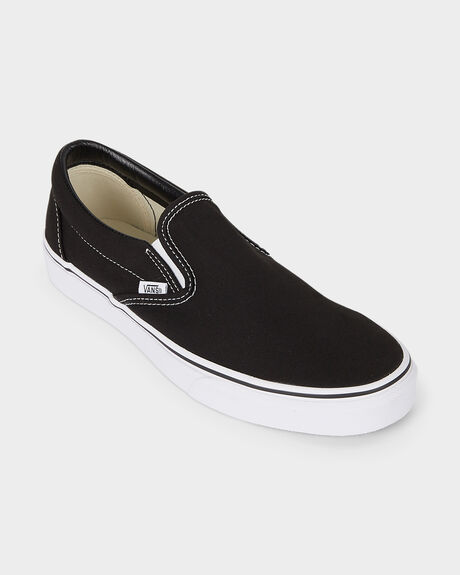 CSO BLACK/ WHITE SHOE