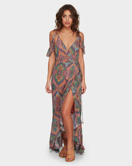 DELON MAXI DRESS