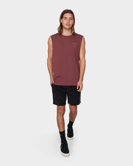 BAY NOISE MUSCLE TEE