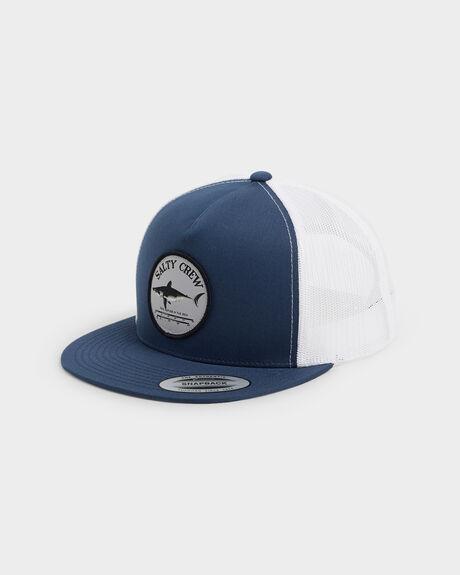 9ce266241a2 BRUCE TRUCKER CAP. SALTY CREW