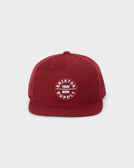 OATH III SNAPBACK CAP