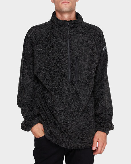 GRUDGE HALF ZIP FLEECE