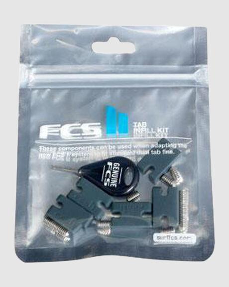 FCS II TAB INFILL KIT (6 X SCREWS + 3 X TAB INFILLS)