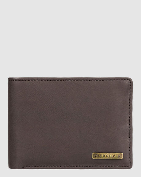 MENS GUTHERIE LEATHER BI-FOLD WALLET