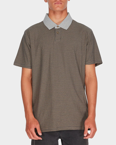 DELTA POLO SHORT SLEEVE SHIRT