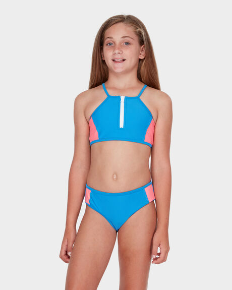 COLOURBLOCK TANKINI