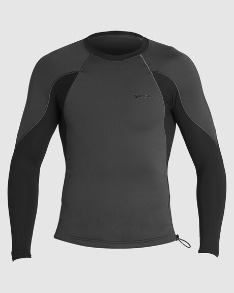 MEN'S SCOUT PERFORATED NEOPRENE L/S 1.5/0.5MM TOP