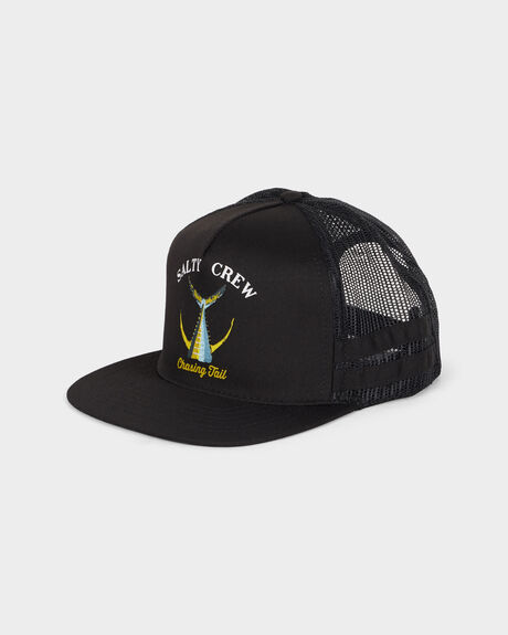 TAILED TRUCKER CAP