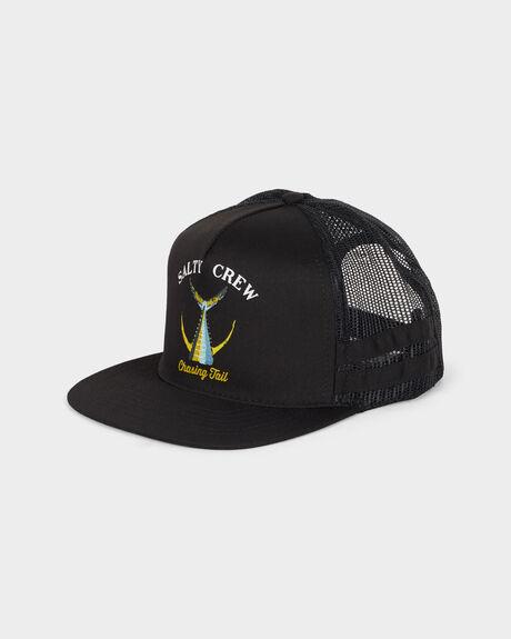 TAILED TRUCKER CAP