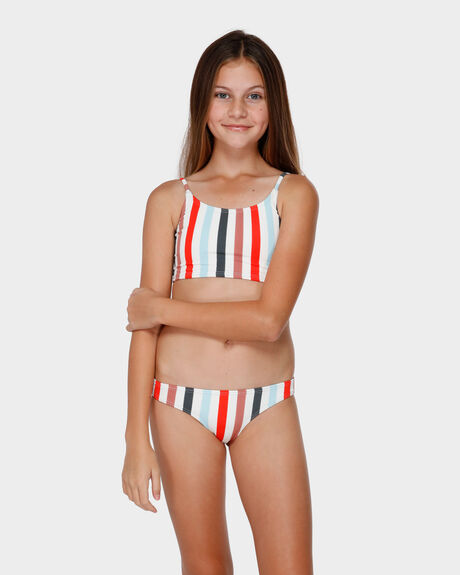 FUN FAIR STRIPE TANK SET
