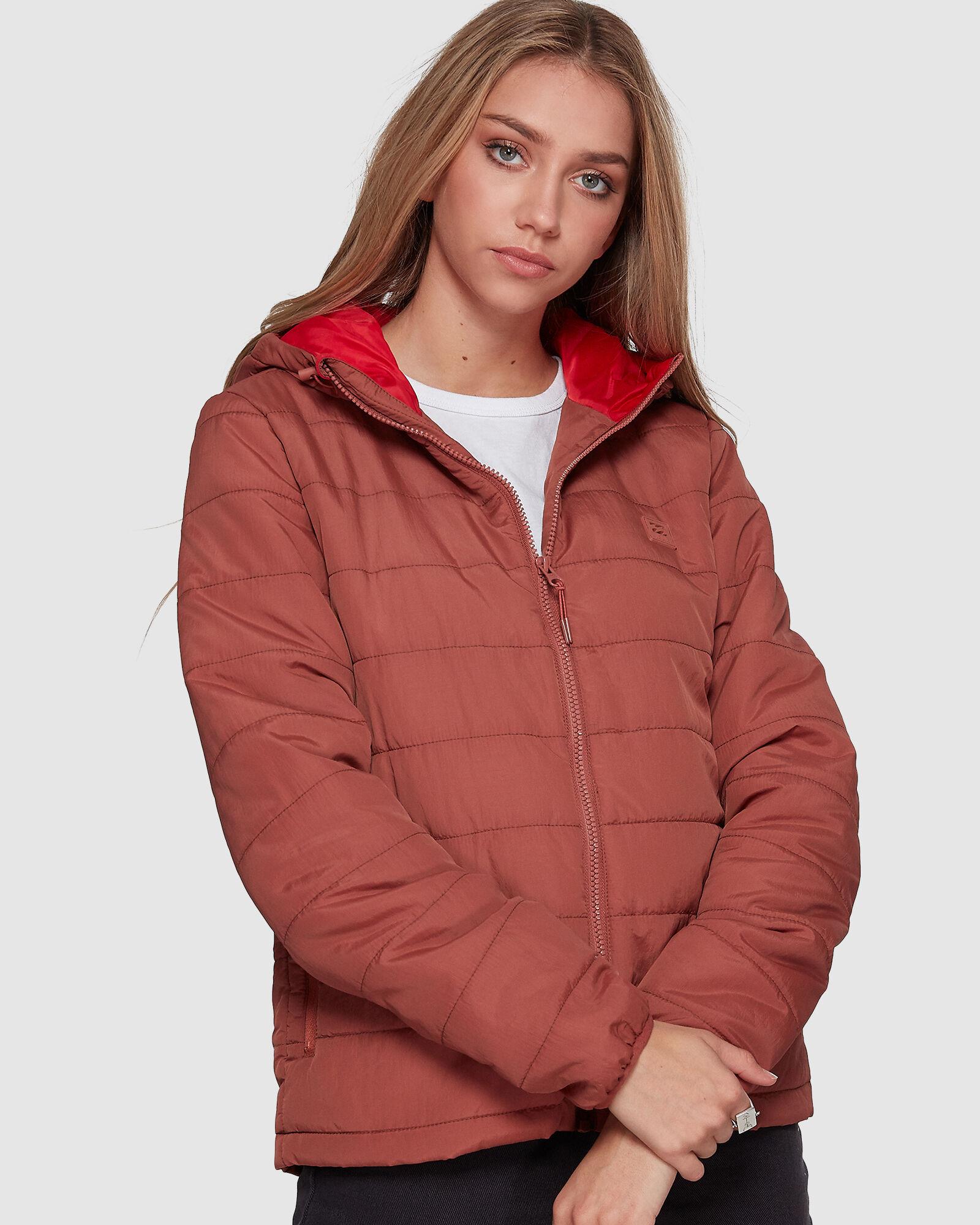 Roxy Girls Night Voyage Puffer Jackets