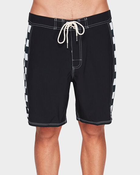HIGHLINE CHECKER ARCH 18 BOARDSHORT