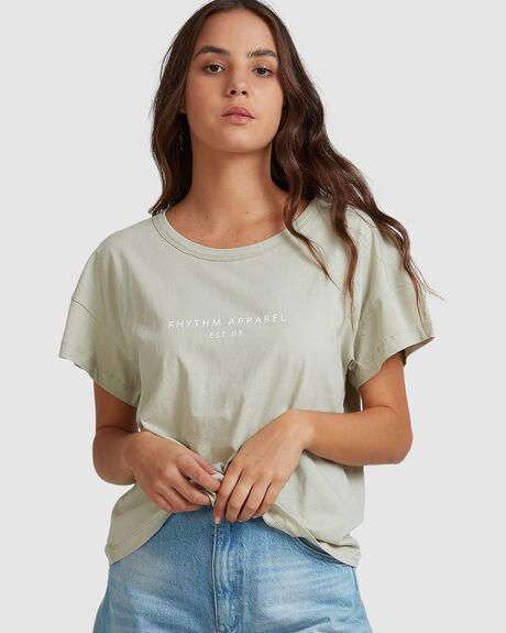 WOMENS WEEKEND TEE
