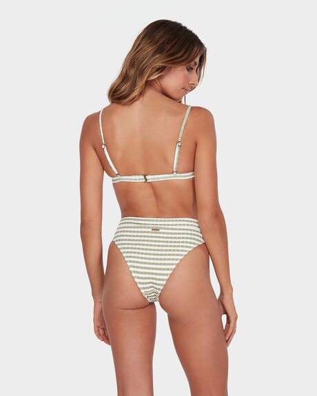 SUNS OUT STRIPE MAUI RIDER BIKINI BOTTOM