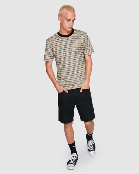 TRIBE STRIPE TEE