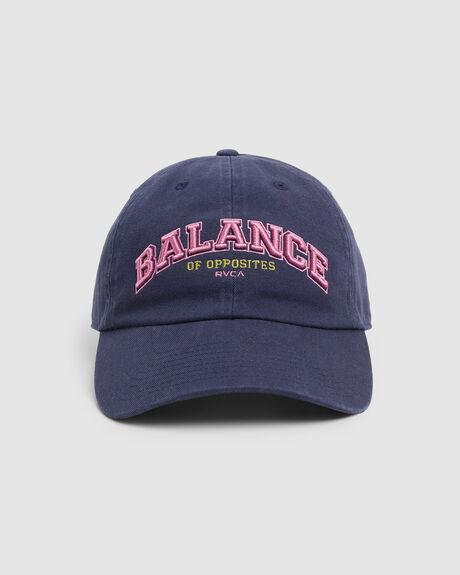 BALANCE BASEBALL CAP