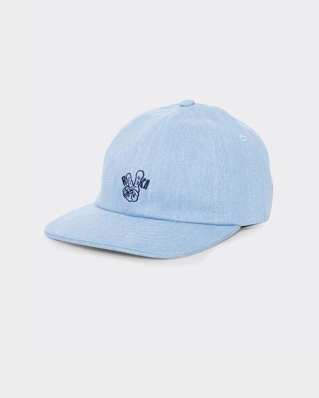 RVCA PEACE CAP
