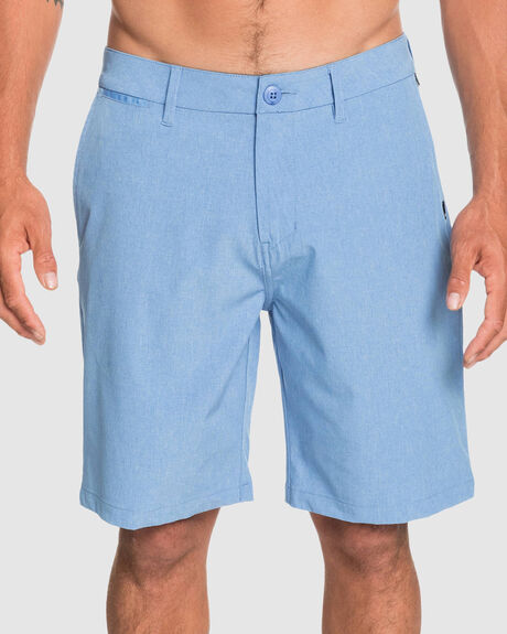 "MENS UNION HEATHER 20"" AMPHIBIAN BOARD SHORTS"