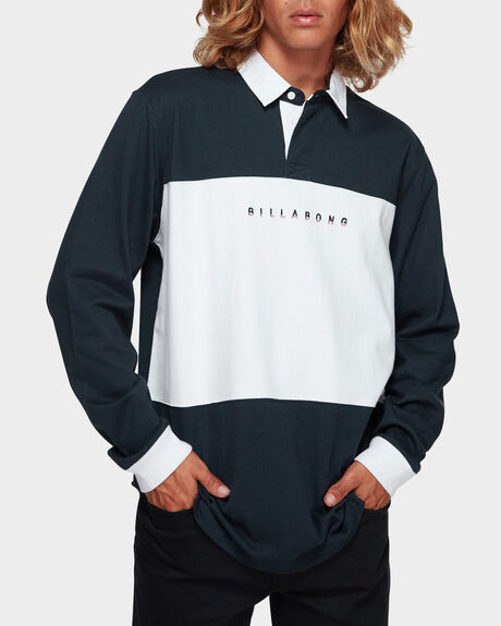 THICC BOSS LONG SLEEVE POLO SHIRT
