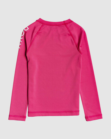 BEACH CLASSICS - LONG SLEEVE UPF 50 RASH VEST