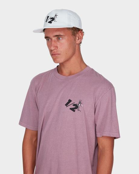 9e072346dd4 White BASQUIAT HALF CAP