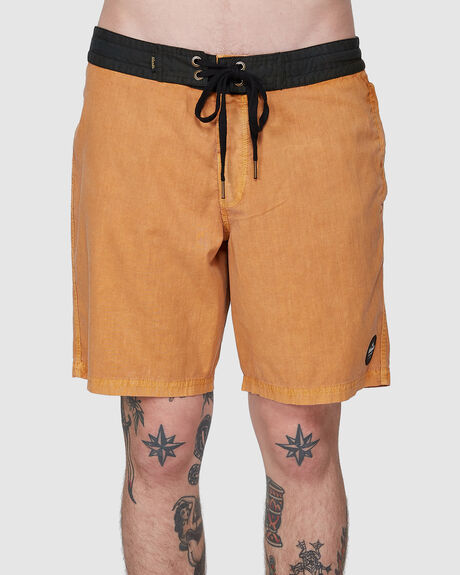 HEMP 4.2.0 - HEMP FIXED WAIST BOARDSHORT 18