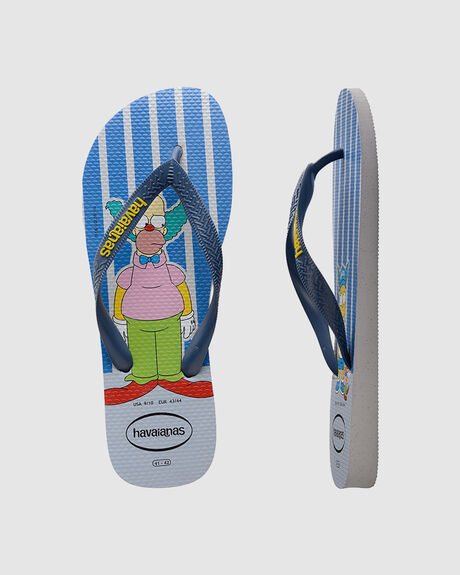 TOP SIMPSONS THONGS