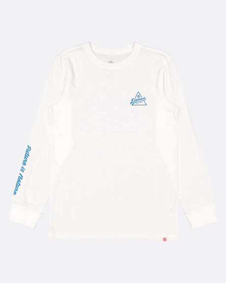 Youth Stream Ls Tee