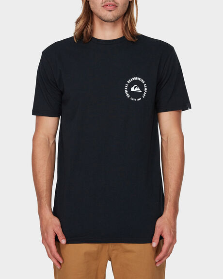 THE ALLURING STRANGE SHORT SLEEVE TEE