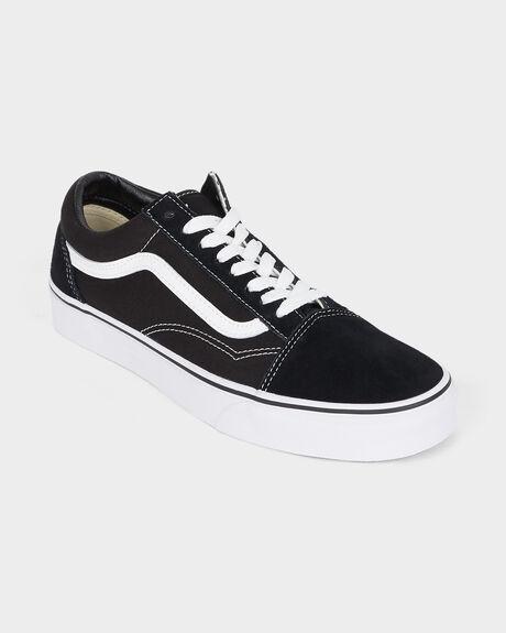Old Skool Black/White