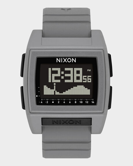 BASE TIDE PRO GREY WATCH