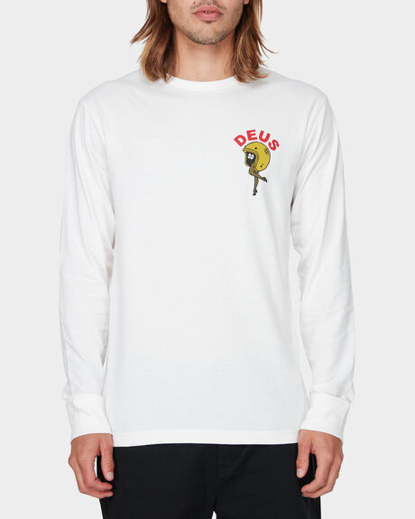 SUNDAY LONG SLEEVE TEE