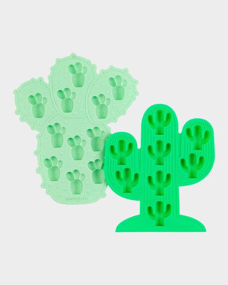 Ice Trays Cactus