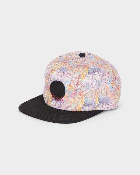 VAUGHN FLORAL CAP
