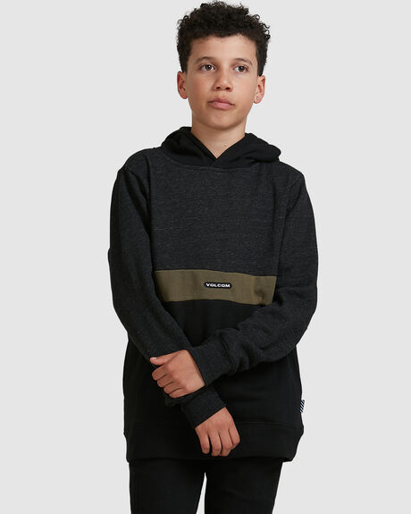 BOYS  SINGLE STONE DIVISION PULLOVER HOODIE