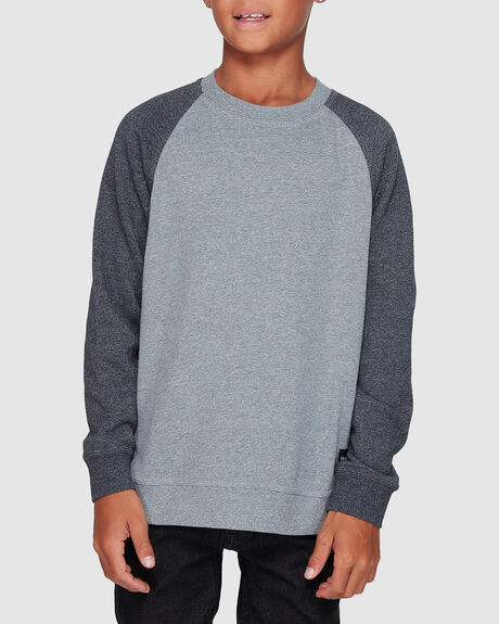 CRONE CREW  BOYS FLEECE JUMPER