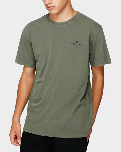 DESTINATION SHORT SLEEVE TEE