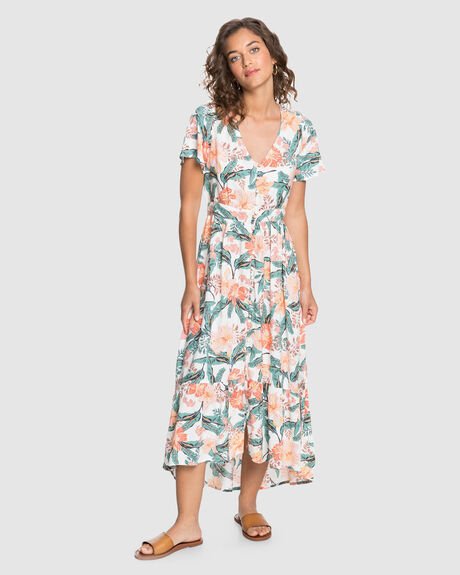 WOMENS BRIGHT DAYLIGHT DRESS