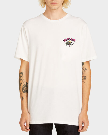 FLAT OUT SHORT SLEEVE TEE