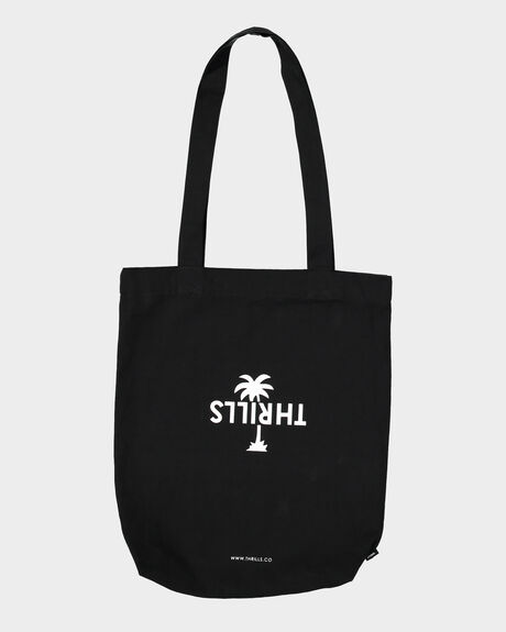 THRILLS PALM TOTE BAG