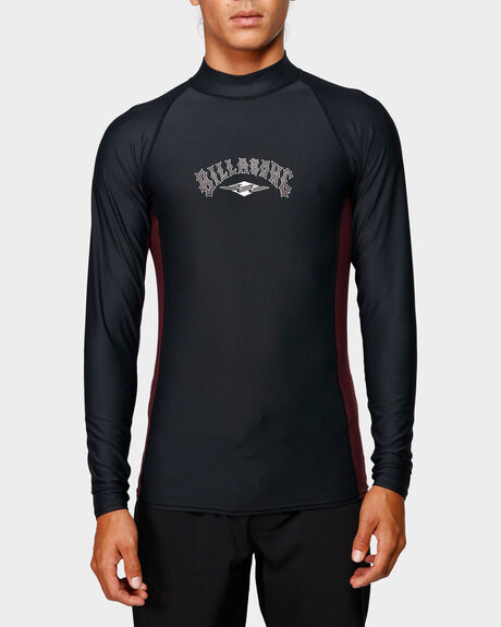 DIAMOND PF SIDEPANEL LONG SLEEVE RASH VEST