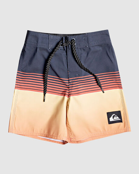 "BOYS 2-7 EVERYDAY SLAB 12"" BOARDSHORTS"